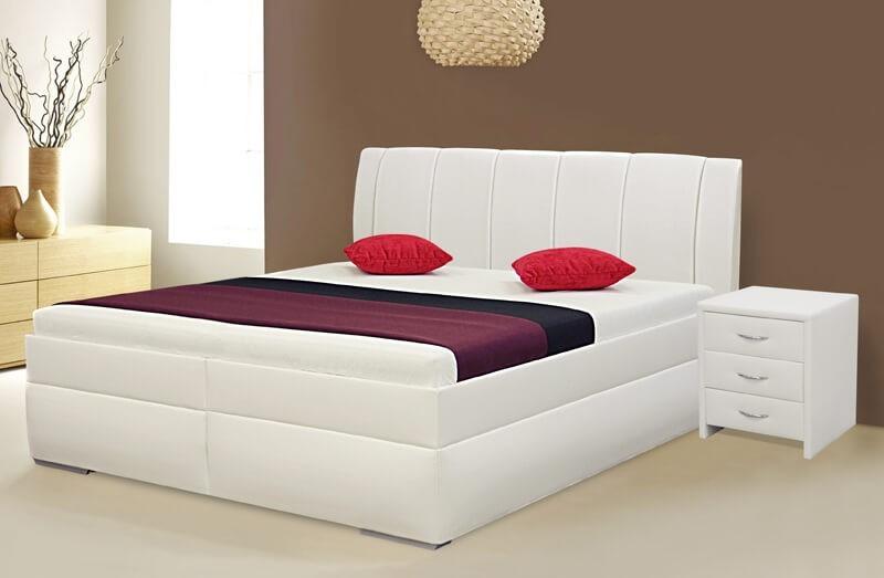 Čalúnená Bassit 2 - posteľ
