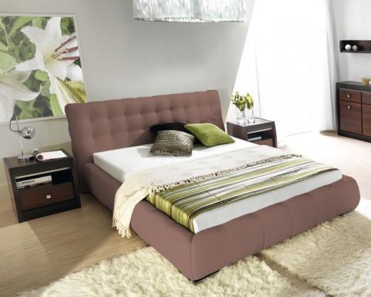 Čalúnená Forrest - Rám postele 200x180, s roštom