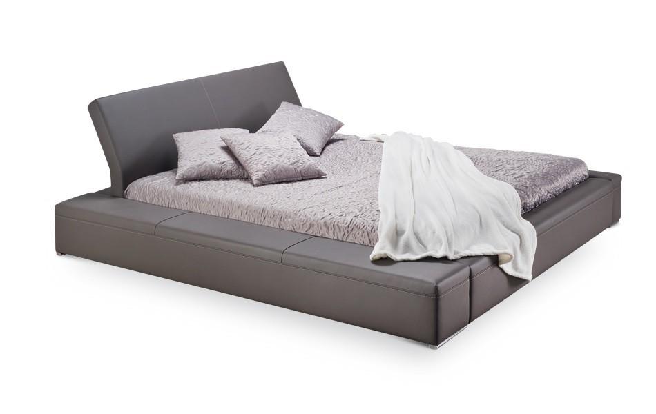 Čalúnená Matteo - rám postele (soft 024)
