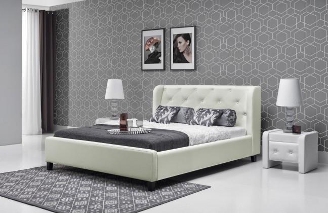 Čalúnená Parys - Rám postele 200x140 (eko skay 006)