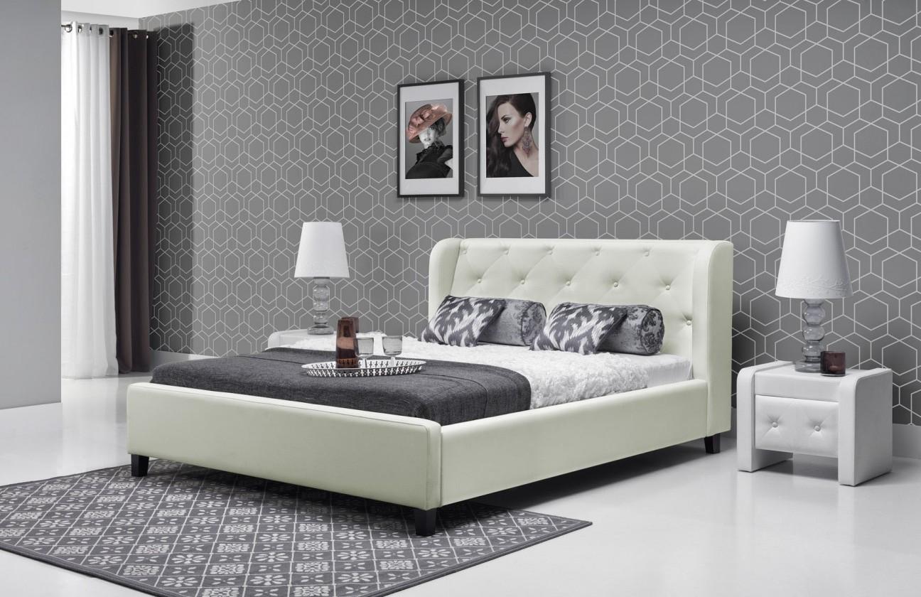 Čalúnená Parys - Rám postele 200x180 (eko skay 006)