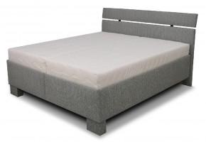 Čalúnená posteľ Antares 160x200, vrátane matracov,pol.roštu a úp
