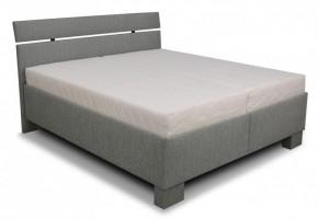 Čalúnená posteľ Antares 180x200, vrátane matracov,pol.roštu a úp + darček 2 vankúše