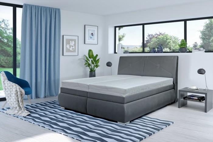 Čalúnená posteľ Arte 180x200 - II. akosť