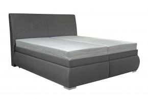 Čalúnená posteľ Arte 180x200, vrátane matracov, pol. roštu a úp + darček 2 vankúše