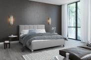 Čalúnená posteľ Boa Vista 160x200 vr.roštu a úp, bez matraca
