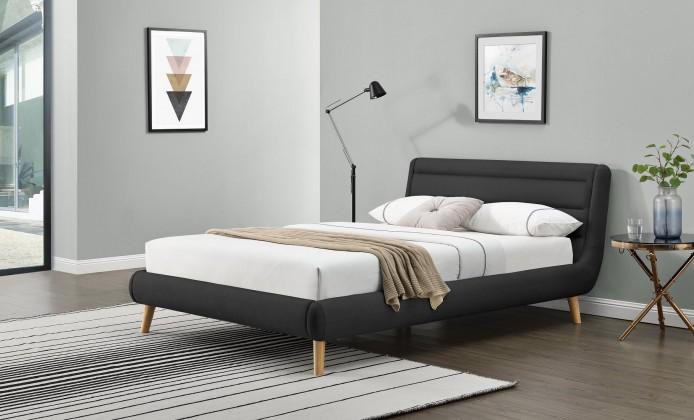 Čalúnená posteľ Čalúnená posteľ Helena 160x200, vr. roštu, bez matraca a úp