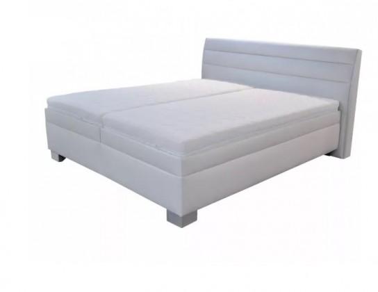 Čalúnená posteľ Čalúnená posteľ Vernon 180x200 vrát. pl. roštu a úp, bez matr.