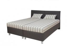 Čalúnená posteľ Colorado 180x200, vrátane matracov, roštu a úp + darček 2 vankúše