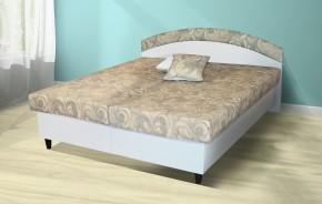 Čalúnená posteľ Corveta 180x200, vrátane matracov, roštu a úp