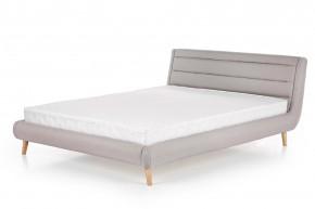 Čalúnená posteľ Elanda 160x200, vr. roštu, bez matraca a úp