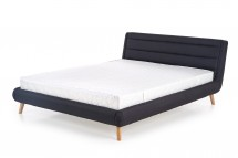 Čalúnená posteľ Helena 140x200, vr. roštu, bez matraca a úp