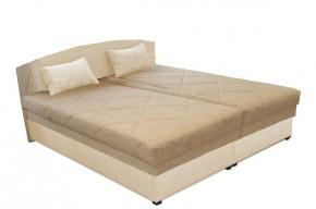 Čalúnená posteľ Kappa 180x200, vrátane matracov, pol. roštu a úp