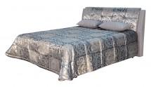 Čalúnená posteľ King 180x200 vrátane pol.roštu a úp,bez matracov