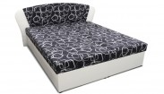 Čalúnená posteľ Kula 4, 170x200, vrátane matracov a úp