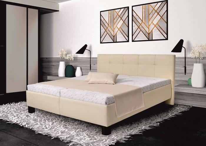 Čalúnená posteľ Mary 180x200 - II. akosť