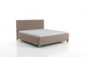 Čalúnená posteľ Monte Negro 180x200 vr.roštu a úp, bez matraca + darček 2 vankúše