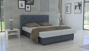 Čalúnená posteľ New Zofie 160x200 s úložným priestorom