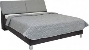 Čalúnená posteľ Perseus 180x200,vrátane matracov,pol. roštu a úp + darček 2 vankúše