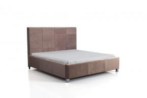 Čalúnená posteľ San Luis 160x200 vr.roštu a úp, bez matraca + darček 2 vankúše