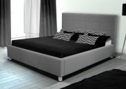 Čalúnená posteľ San Luis 180x200, s roštom a úp, bez matracov