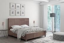 Čalúnená posteľ San Luis 180x200 vr.roštu a úp, bez matraca