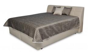 Čalúnená posteľ Valencia - 180x200, pol.rošt a úp, bez matracov + darček 2 vankúše