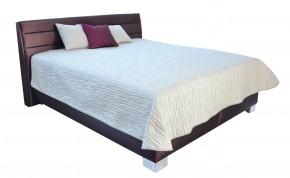 Čalúnená posteľ Vernon 180x200, pol.rošt a úp, bez matracov + darček 2 vankúše