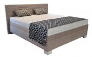 Čalúnená posteľ Windsor 180x200, el. pohon roštov, bez matracov