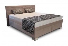 Čalúnená posteľ Windsor 180x200 vrátane výkl.roštov,matrac. a úp + darček 2 vankúše