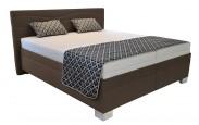 Čalúnená posteľ Windsor 180x200, vrátane výkl. roštu a matraca