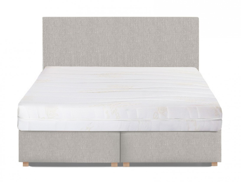 Čalúnená Toronto - 200x180, matrace Comfort Lux (artemis 2/nôžky dub lak)