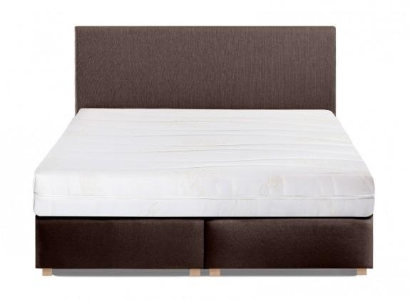 Čalúnená Toronto - 200x180, matrace Comfort Lux (luna 12/nôžky dub lak)