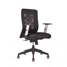 Calypso - Kancelárska stolička (1111 čierna)
