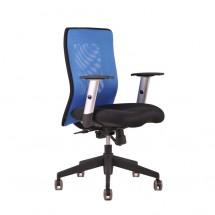 Calypso - Kancelárska stolička (14A11 modrá)
