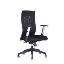 Calypso - Kancelárska stolička, GRAND BP (1111 čierna)