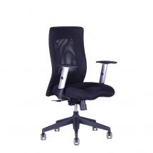 Calypso - Kancelárska stolička, XL BP (1111 čierna)