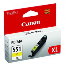 Canon BJ CARTRIDGE CLI-551XL Y 6446B001