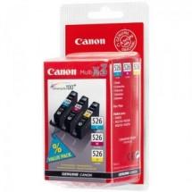 Canon CLI-526 C/M/Y - originálny (4541B006) červená/modrá/žltá