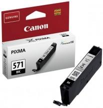 Canon CLI-571 BK, čierna - originálna