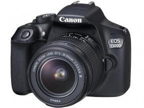 Canon EOS 1300D + 18-55 DC + 75-300 DC + čistící pero LENSPEN