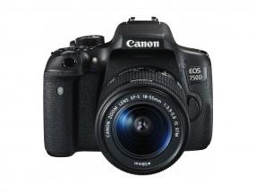 Canon EOS 750D zrcadlovka + EF-s 18-55 IS STM + čistící pero LENSPEN