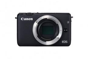 Canon EOS M10 telo cierne