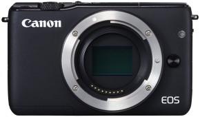 Canon EOS M10 telo cierne ROZBALENÉ
