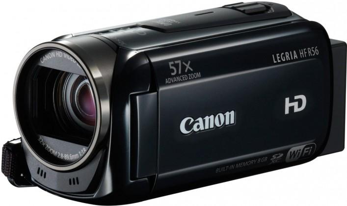 Canon HF R56 čierna