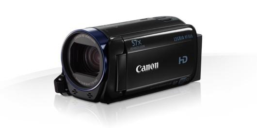 Canon Legria HF R66, Full HD, 57x zoom