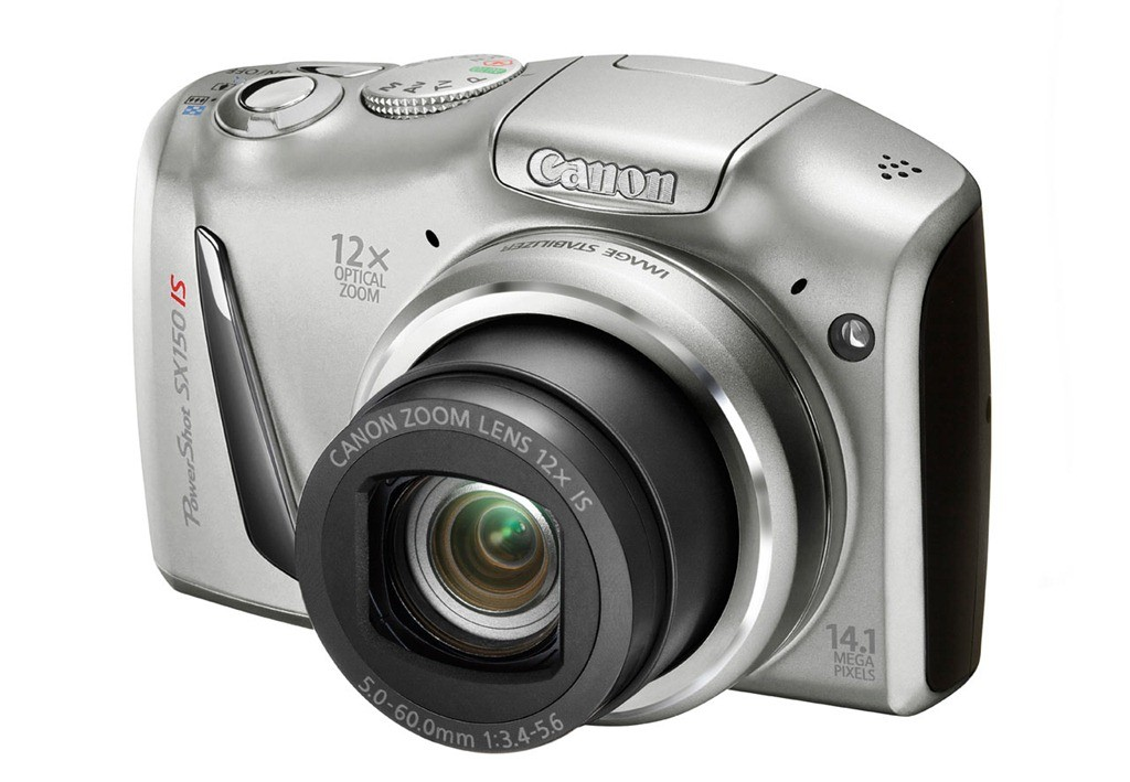 CANON PowerShot SX150 IS Silver