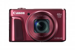 Canon PowerShot SX720 HS RED