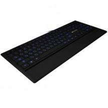 Canyon CNS-HKB6CZ podsvícená USB, černá POUŽITÉ, NEOPOTREBOVANÝ T