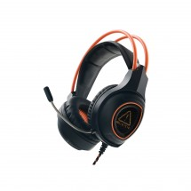 Canyon Nightfall CND-SGHS7 herný headset, čierno-oranžová